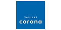 Vajillas Corona